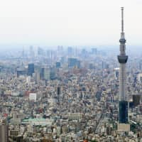 Companies still reluctant to relocate from Tokyo despite tax breaks, survey finds