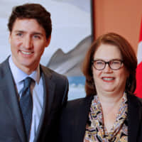 As second Canadian minister quits over handling of scandal, Trudeau says he's taking it 'seriously'