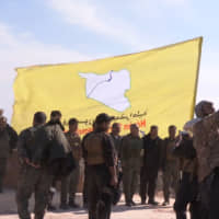 U.S.-backed forces in Syria declare Islamic State defeated and 'caliphate' eliminated