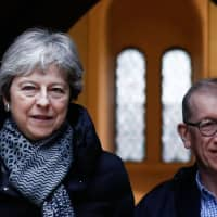 Britain's Theresa May under pressure to forge softer EU divorce deal