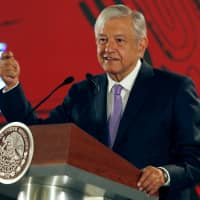 Popularity sky-high, Mexico's president runs a one-man show