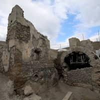 Great Pompeii Project offers new glimpses into city's life before calamity