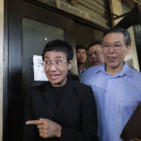 Under heavy legal fire,  journalist Maria Ressa vows to keep telling truth about Duterte's Philippines