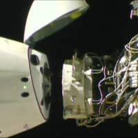 Unmanned SpaceX capsule returns to Earth after successful mission to ISS