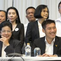 Thailand's opposition parties form alliance and demand junta step aside