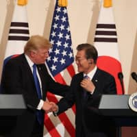 South Korea's Moon to visit White House next month in bid to salvage Kim-Trump nuclear talks