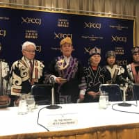 'Empty words': Rights groups say Japan's bill recognizing Ainu as indigenous group falls short