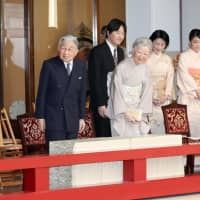 With Emperor lacking grandson in 1997, Japan secretly discussed allowing empresses to reign
