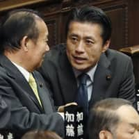 Tensions within Japan's LDP rise over backing of ex-DPJ heavyweight Goshi Hosono in Shizuoka poll