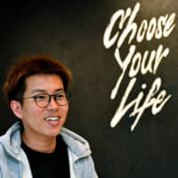 Entrepreneur's message to Japan's forgotten non-college-educated youth: You can choose your life