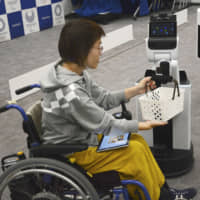 Japan to put robotics prowess on show during 2020 Olympics by helping staff and visitors alike