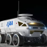 Toyota and JAXA plan to send rover to the moon in 2029, with space inside for four astronauts