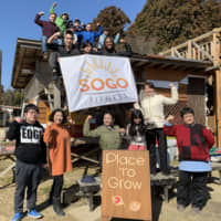 A new approach to volunteering in Tohoku