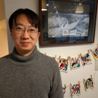Tsuyoshi Inaba, co-founder of nonprofit organization Moyai, says homeless people consider themselves to be working people. | ANDREW MCKIRDY