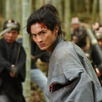 Kengo Kora and the perfect period drama sword fight