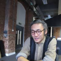 Inclusive interest: Sho Shibata says his interest in sociology and voluntary work with people with disabilities drew him to Stopgap Dance Company. | NOBUKO TANAKA
