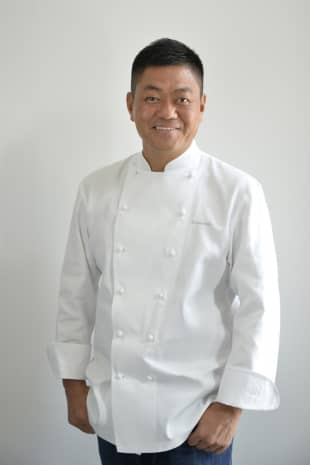 On top of his game: Chef Yoshihiro Narisawa, recent recipient of the prestigious Grand Prize of Culinary Arts