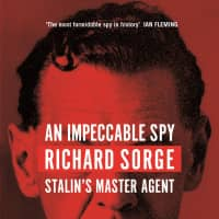 High praise: The title is taken from the words of high-ranking British intelligence officer, Kim Philby, the famous double-agent for the Soviets, who assessed Sorge as one of the very best in the field.