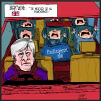 Brexit and the speaker's tale