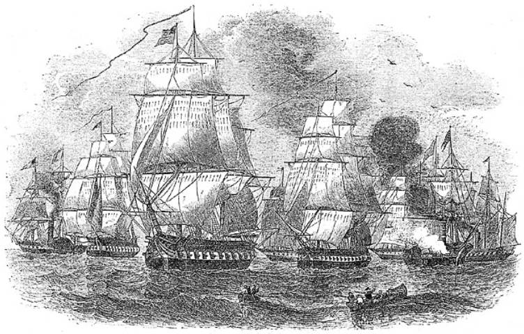 Like Commodore Matthew Perry's 'Black Ships,' today's black ships of Asia offer an opportunity to foster innovation by placing external pressure on the Japanese economy, including the financial and industrial sectors.