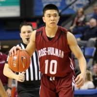 Rose-Hulman's Ryuji Aoki sets great example by excelling in classroom, on court