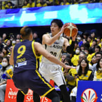 Rookie guard Yuta Okada is shining bright for SeaHorses