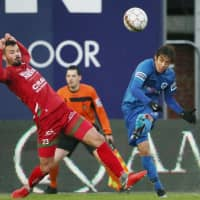 Junya Ito nets first goal in Belgium as Genk make playoffs