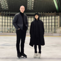 Rising choreographer Benoit Richaud says Kaori Sakamoto in good form ahead of worlds