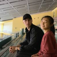 This is the second season that choreographer Benoit Richaud has worked with Kaori Sakamoto. In their first season of collaboration, the Kobe native made the team for the Pyeongchang Olympics. This season, she won Japan's national championship. | COURTESY OF BENOIT RICHAUD