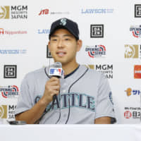 Mariners newcomer Yusei Kikuchi eager to make first MLB start