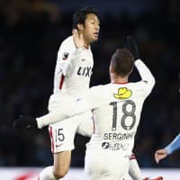 Antlers, Frontale play to 1-1 draw