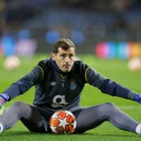 Iker Casillas intends to play until 40 at Porto