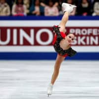 Alina Zagitova captures world title; Japan's skaters finish without a medal