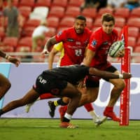 Sunwolves face Blues with Super Rugby future at stake