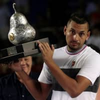 Nick Kyrgios shaking up tennis world