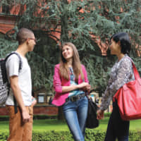 Sharing a deep appreciation for high culture and excellent design, Italy and Japan have seen a growth of partnerships in a broad range of areas, including the education sector. Enrolment of Japanese students in Italian universities have risen consistently over the years. | © UNIVERSITÀ CATTOLICA DEL SACRO CUORE