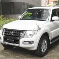With Final Edition model, Mitsubishi Motors to end Pajero SUV sales in Japan