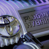 Toyota says it will offer around 23,740 patents related to electrification tech, with the grant period running to the end of 2030. | REUTERS