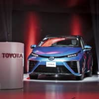 Toyota to tie up with major Chinese automaker on fuel cell vehicles