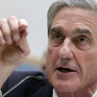 Then-FBI Director Robert Mueller testifies before the House Judiciary Committee hearing on Federal Bureau of Investigation oversight on Capitol Hill in Washington in 2013. | REUTERS