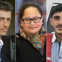 Red Cross breaks silence on three staffers snatched in Syria in 2013 and last seen in Islamic State's hands