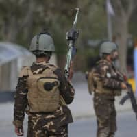 Islamic State claims responsibility for Afghan ministry attack that killed seven