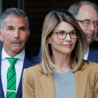 Actress Lori Loughlin pleads not guilty in college admissions bribe scam