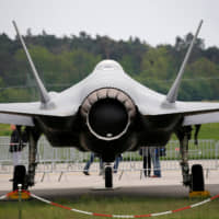 U.S. halts delivery of F-35 equipment to Turkey over its plans to buy missile defense system from Russia