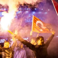 Turkish leader Erdogan's ruling AK Party loses control of Ankara; Istanbul results disputed