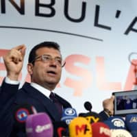 Turkish opposition demands mandate as Istanbul recount continues
