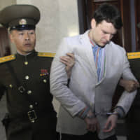 Trump approved payment of $2 million North Korea bill for care of Otto Warmbier, says report