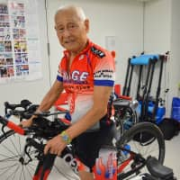 For Hiromu Inada, an 86-year-old ironman triathlete, age really is just a number