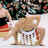 Takanohana: The nail that sumo pounded down