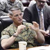 U.S. may back commercial use of Yokota base during 2020 Tokyo Olympics, top officer says